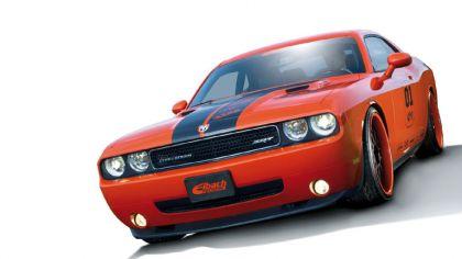 2009 Dodge Challenger SRT8 Project Car by Eibach 4