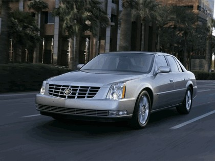 2009 Cadillac DTS 2