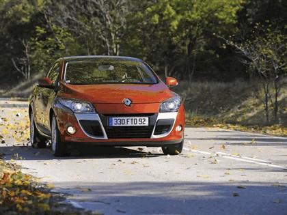 2009 Renault Megane coupé 1