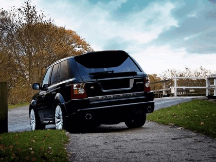 2009 Land Rover Range Rover by Kahn Cosworth 3