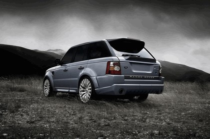 2009 Land Rover Range Rover by Kahn Cosworth 4