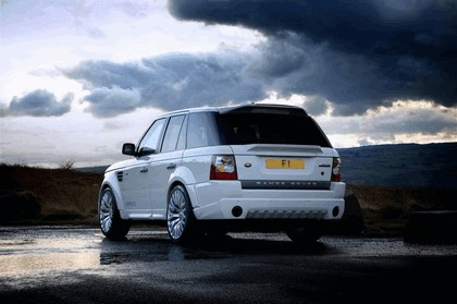 2009 Land Rover Range Rover by Kahn Cosworth 6