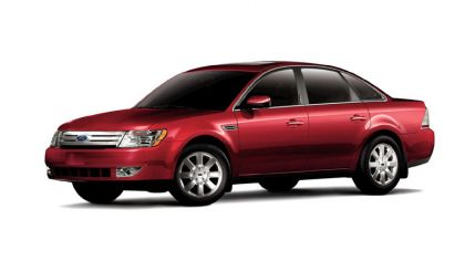 2009 Ford Taurus 9