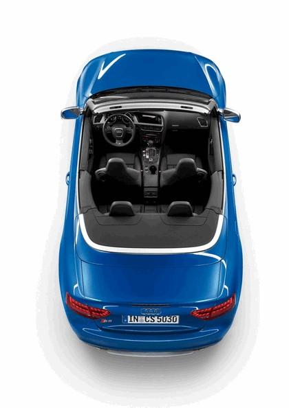 2009 Audi S5 cabriolet 8