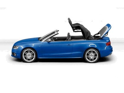 2009 Audi S5 cabriolet 12