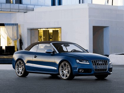 2009 Audi S5 cabriolet 31