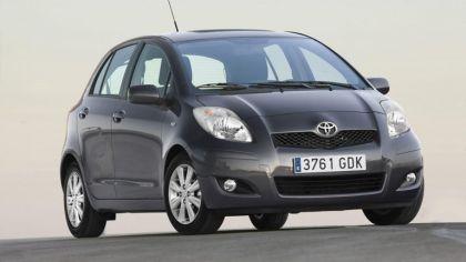 2009 Toyota Yaris 3