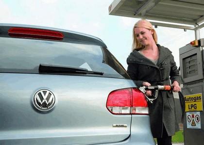 2009 Volkswagen Golf VI BiFuel 4