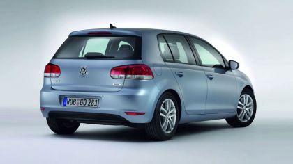 2009 Volkswagen Golf VI BiFuel 7