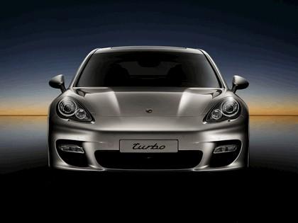 2009 Porsche Panamera Turbo 4