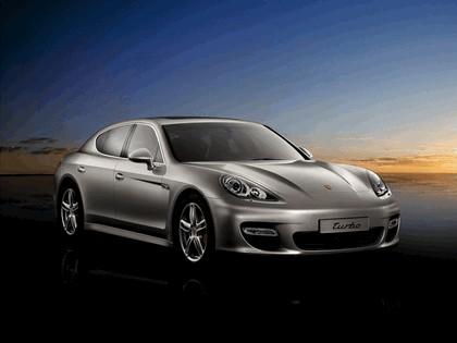 2009 Porsche Panamera Turbo 7