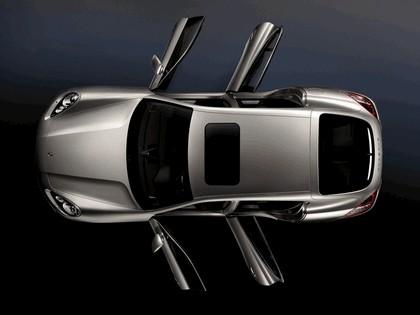 2009 Porsche Panamera Turbo 9