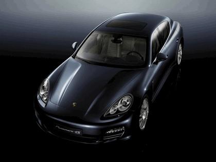 2009 Porsche Panamera 4S 5