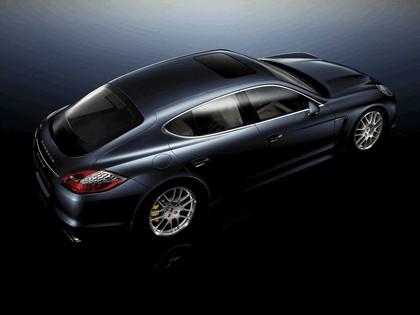 2009 Porsche Panamera 4S 6