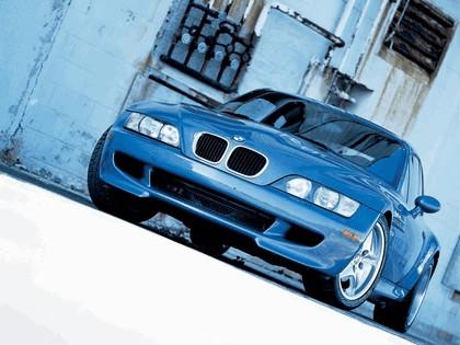 2000 BMW Z3 M coupé 2