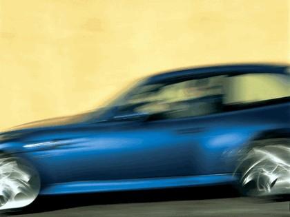 2000 BMW Z3 M coupé 9