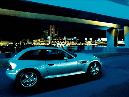 2000 BMW Z3 M coupé 12