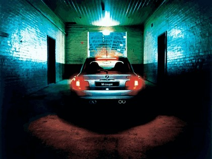 2000 BMW Z3 M coupé 17