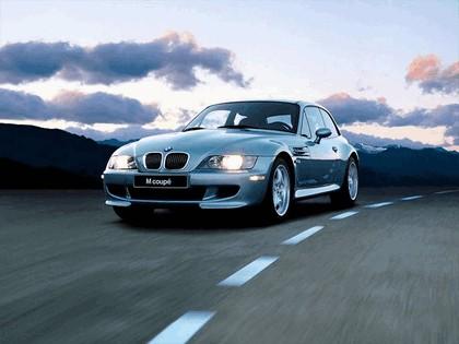 2000 BMW Z3 M coupé 23