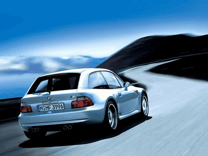 2000 BMW Z3 M coupé 24