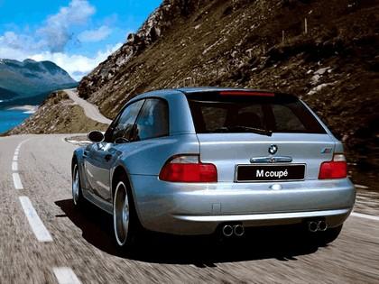 2000 BMW Z3 M coupé 25