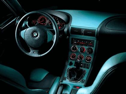 2000 BMW Z3 M coupé 30