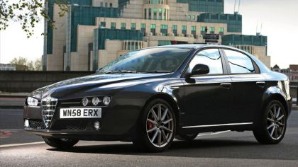 2009 Alfa Romeo 159 UK Limited edition 1