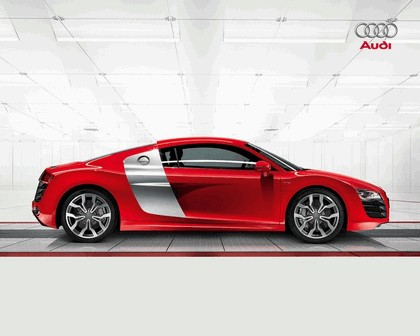 2009 Audi R8 V10 5.2 FSI with 525HP 2