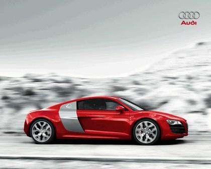 2009 Audi R8 V10 5.2 FSI with 525HP 5