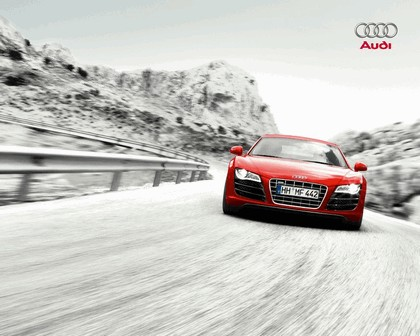 2009 Audi R8 V10 5.2 FSI with 525HP 7