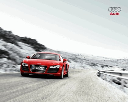 2009 Audi R8 V10 5.2 FSI with 525HP 8