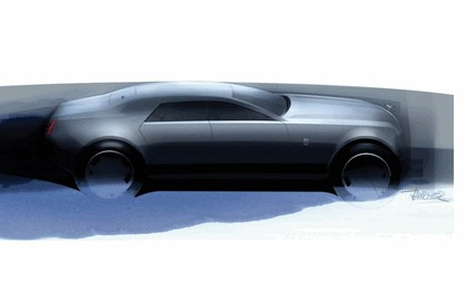 2008 Rolls-Royce RR4 sketches 2