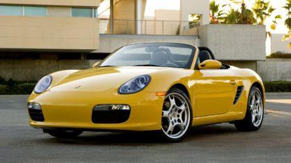 2010 Porsche Boxster S 4