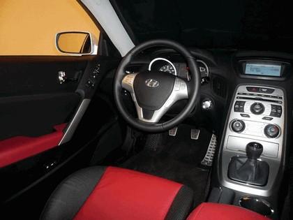2010 Hyundai Genesis Coupe 105