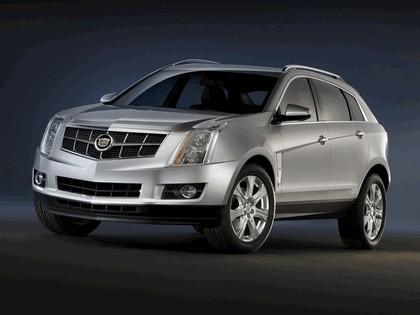 2010 Cadillac SRX Crossover 1