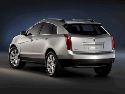 2010 Cadillac SRX Crossover 3