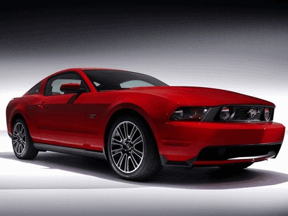 2010 Ford Mustang 26