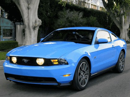 2010 Ford Mustang 42