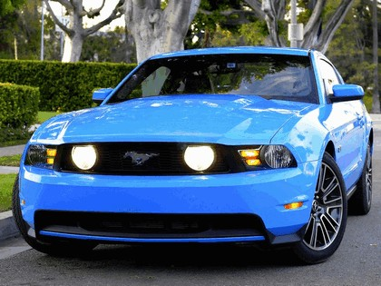 2010 Ford Mustang 45
