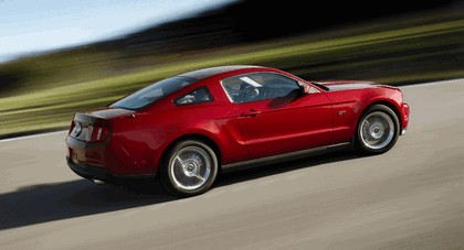 2010 Ford Mustang 77