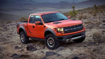 2010 Ford F-150 SVT Raptor 5