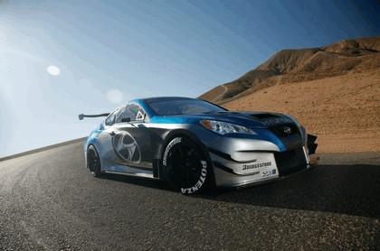 2010 Hyundai Genesis Coupe by Rhys Millen Racing 2