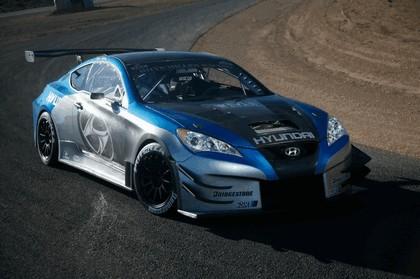 2010 Hyundai Genesis Coupe by Rhys Millen Racing 3