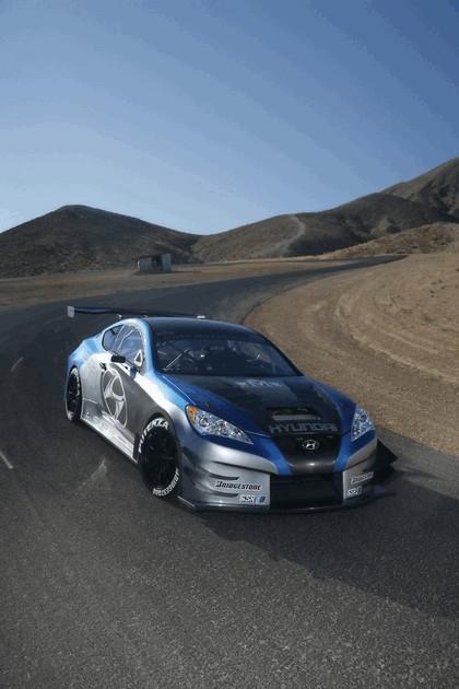 2010 Hyundai Genesis Coupe by Rhys Millen Racing 4