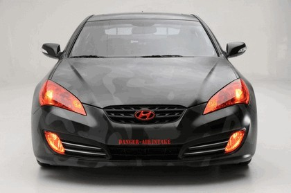 2010 Hyundai Genesis Coupe by Street Concepts 1