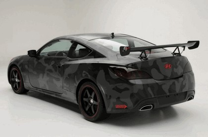 2010 Hyundai Genesis Coupe by Street Concepts 4