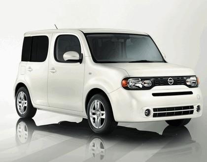 2010 Nissan Cube 4