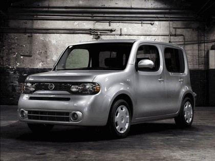 2010 Nissan Cube 7