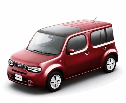 2010 Nissan Cube 62