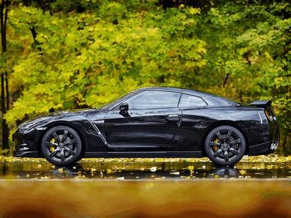 2009 Nissan GT-R black edition 2